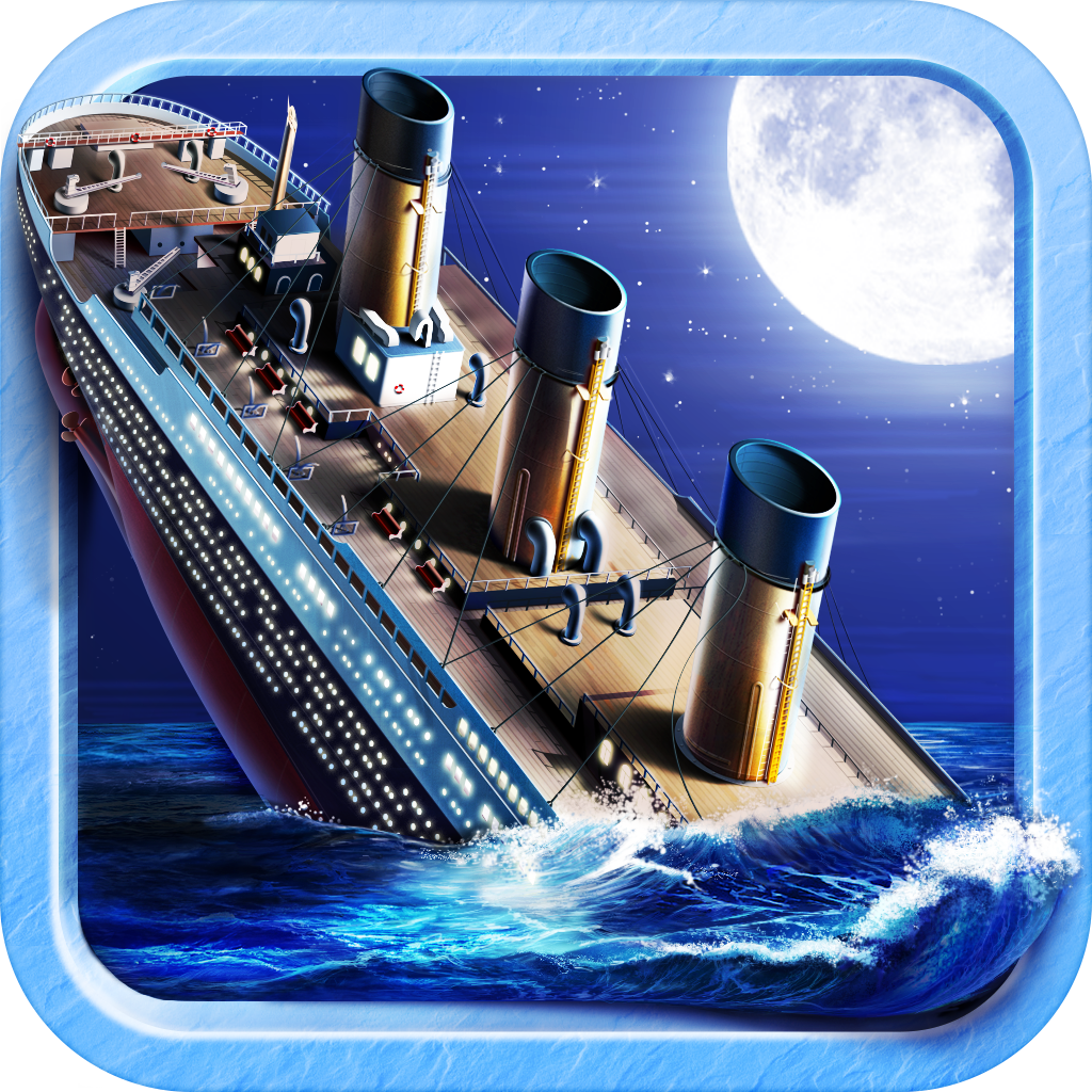 Escape the Titanic - Devious Escape Puzzler by FreshGames, LLC icon