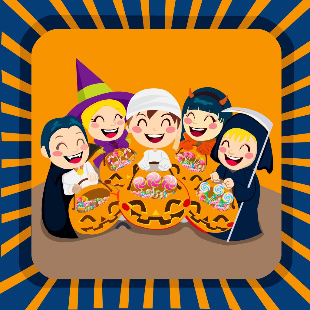 Trick or Treats Candy Collection Saga Fun Game Pro